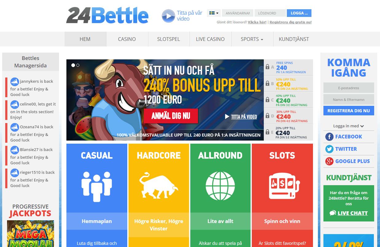 Gratis slots online – Prova på slots spel direkt i webbläsaren! -