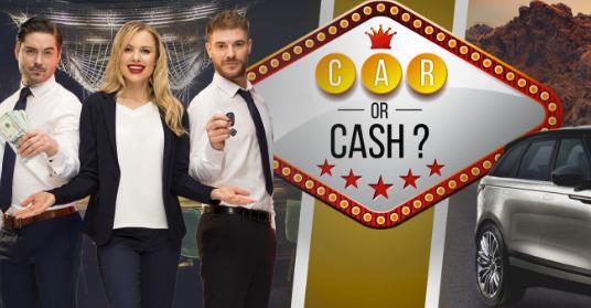 car or cash dreamvegas