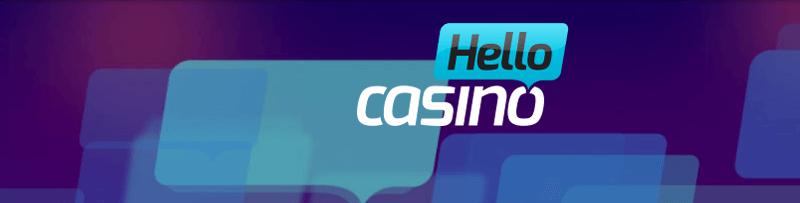 Hello Casino välkomstbonus